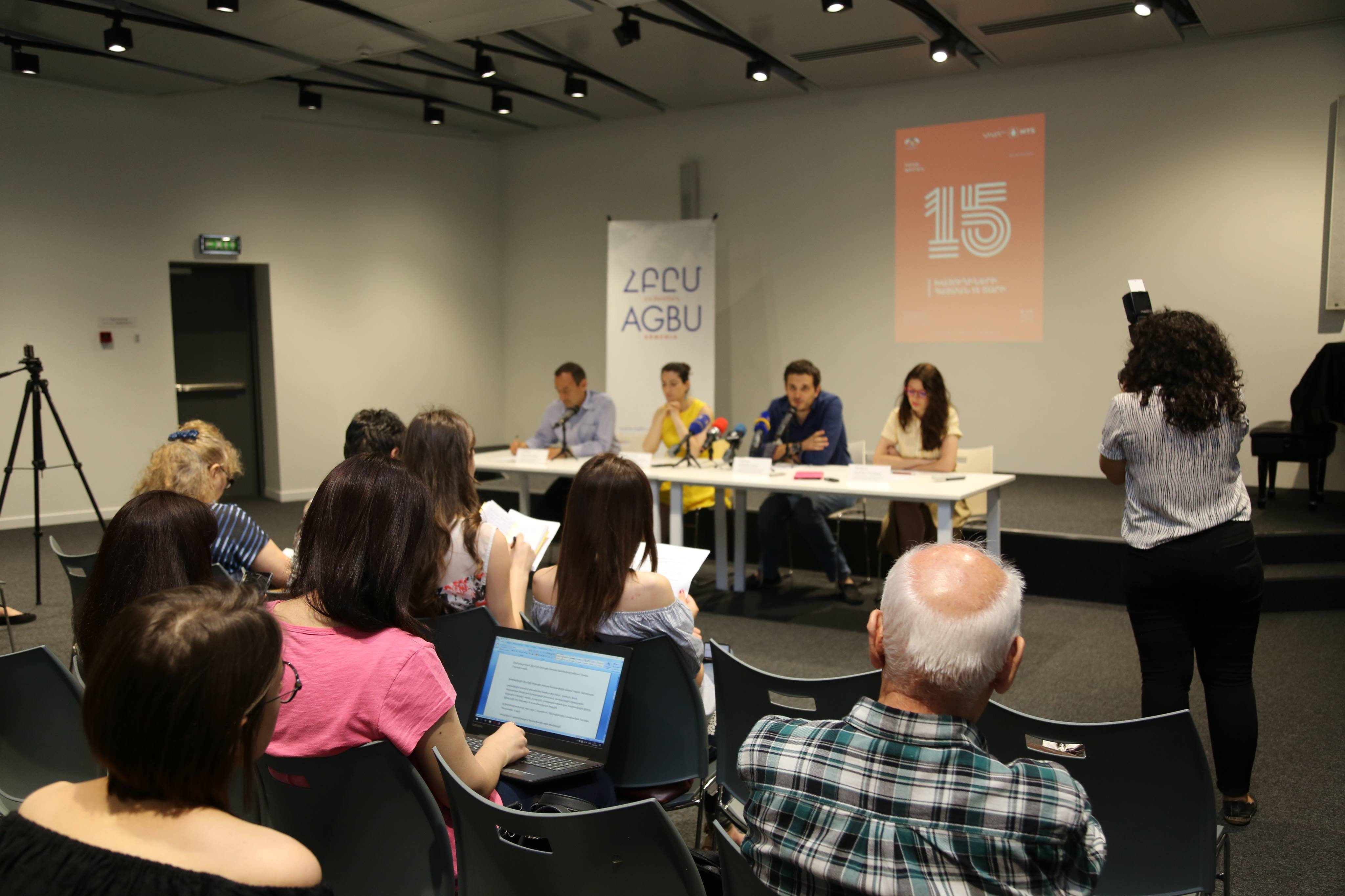 15th Golden Apricot IFF Programs are announced