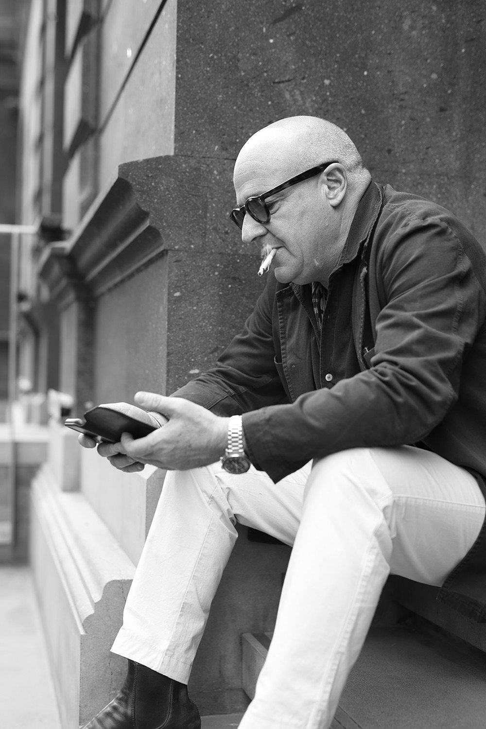 Gianfranco Rosi, 2018