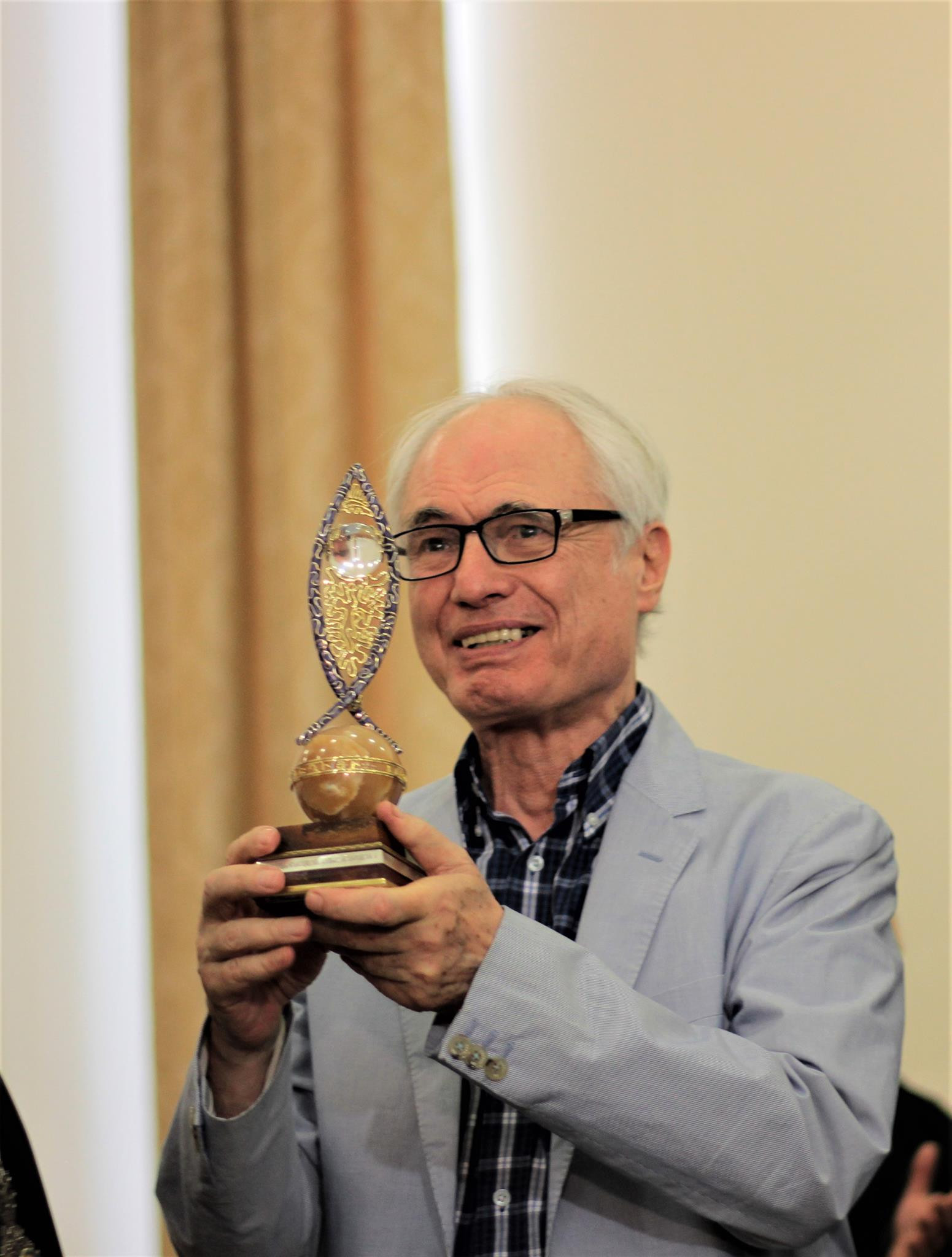 "Award of the Apostolic Church of Armenia - ""Let There Be Light"""