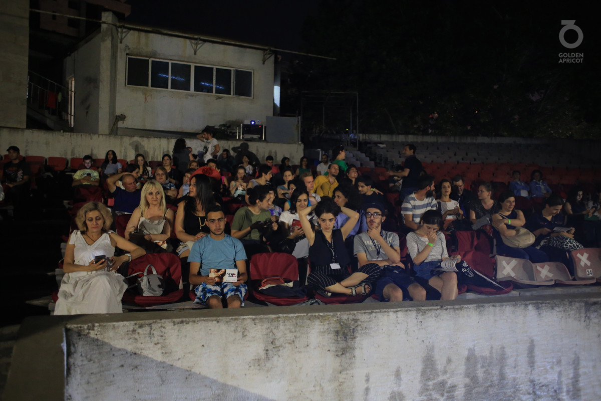Open Air Screening