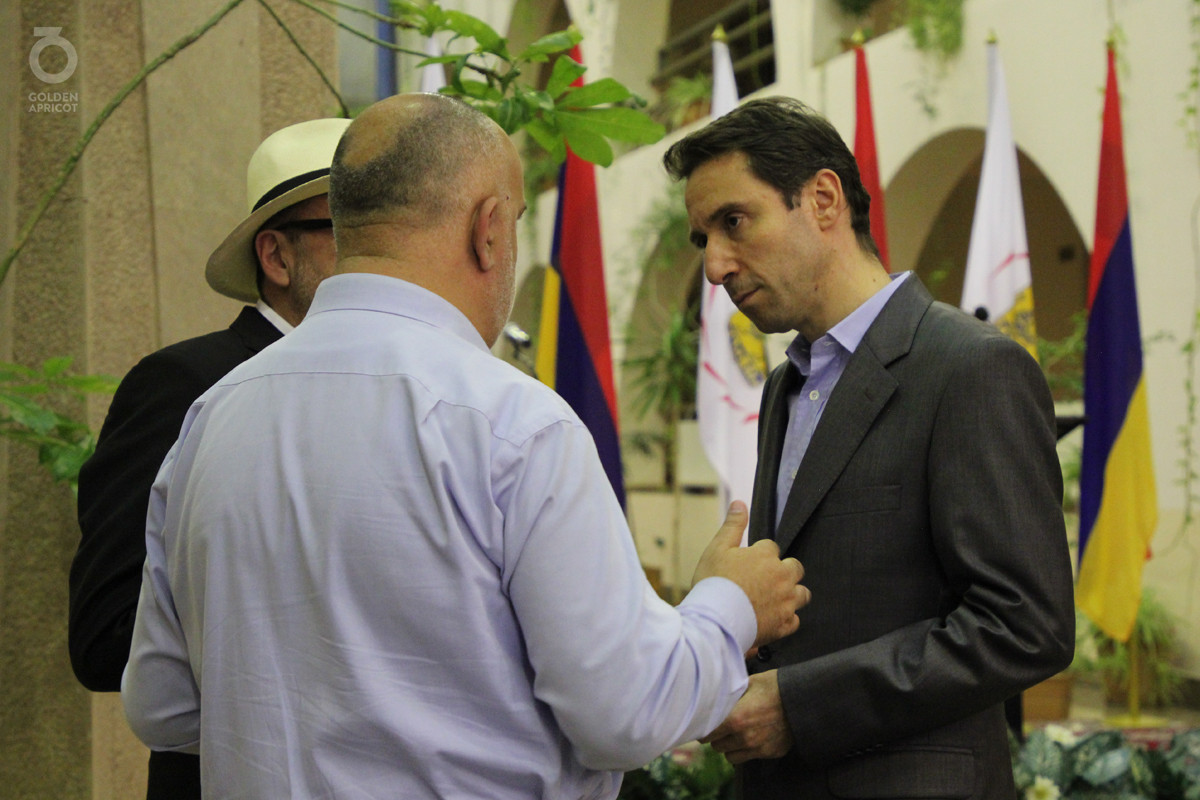 Hayk Marutyan Mayor of Yerevan