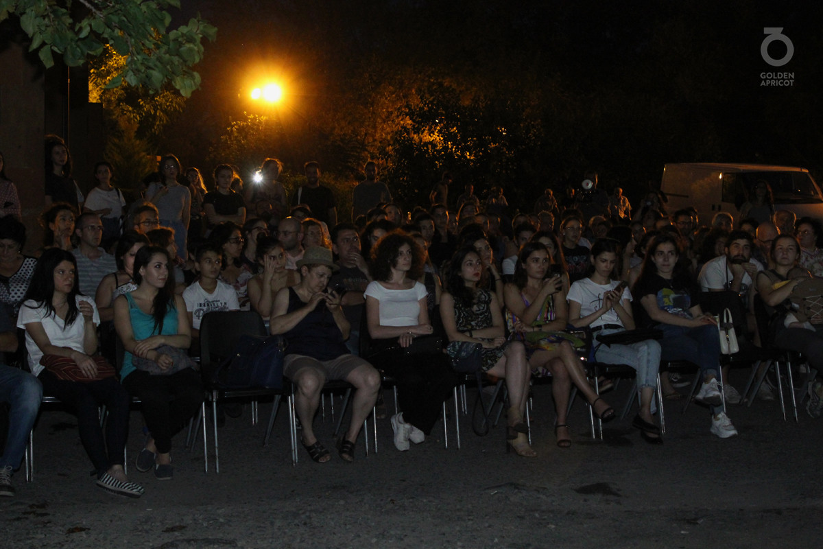 Screening of the film Kond by Harutyun Khachatryan