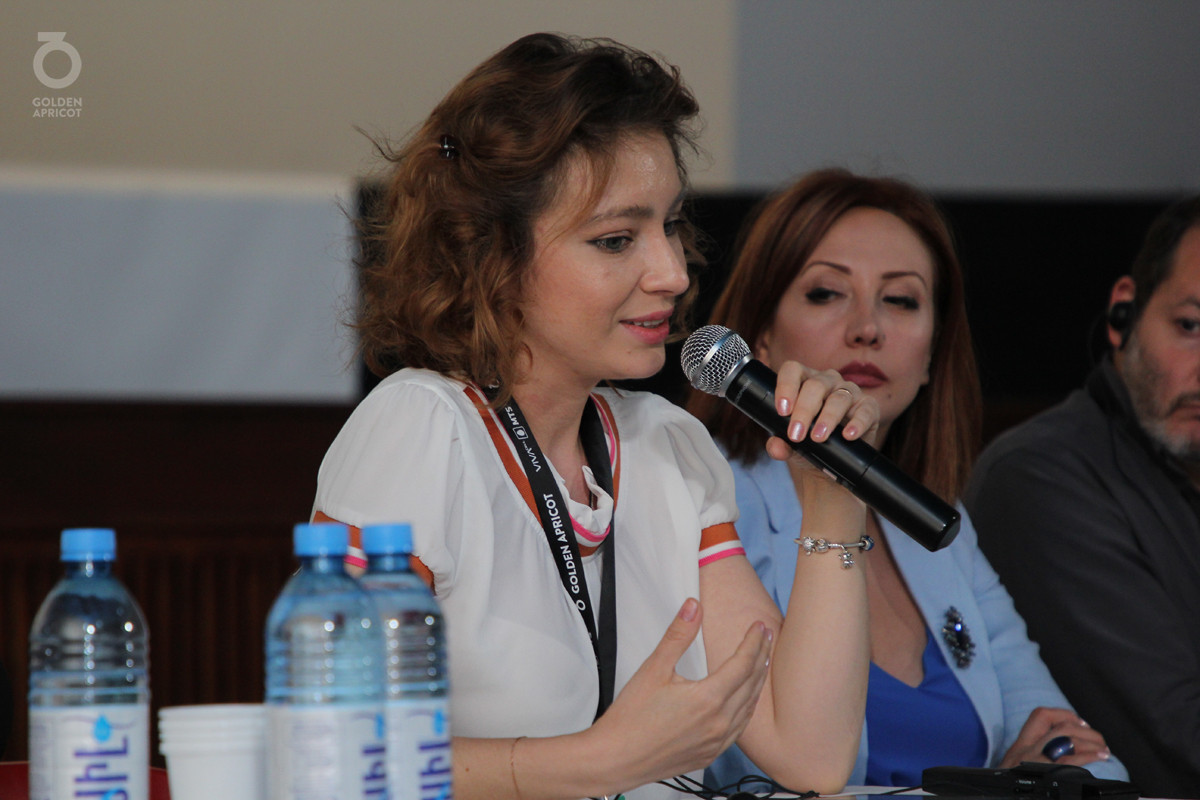 Talks & Panel Discussions on Gender Equality in Film & Television