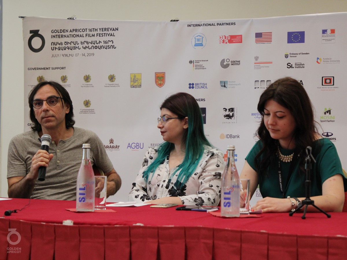 16th Golden Apricot IFF summed up