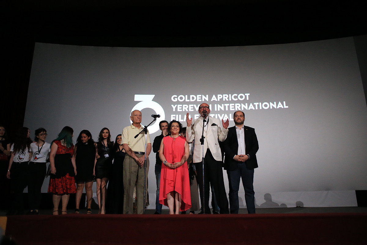 Golden Apricot Founders and Team