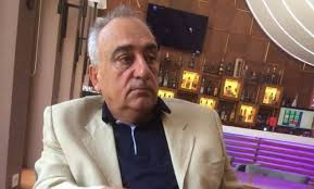 One of best friends of Golden Apricot - Martin Adoyan passed away
