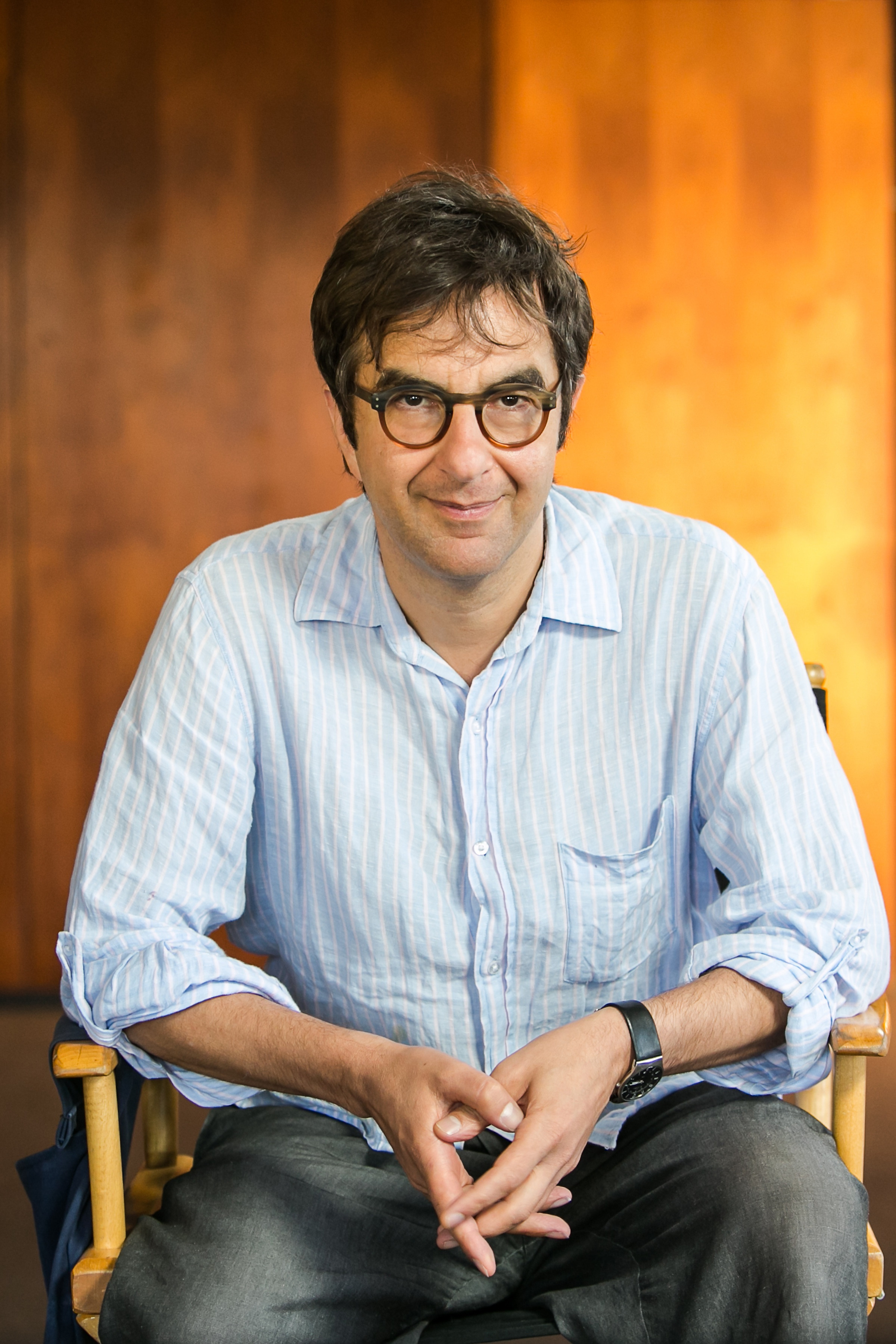 Atom Egoyan․ Golden Apricot has became one of the most important events in the cultural life