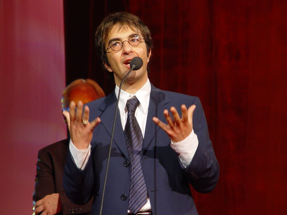 Atom Egoyan․ The combination of young spirit and old traditions makes