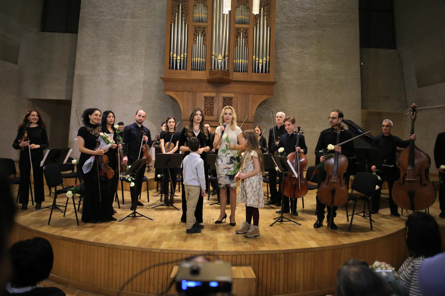 ''Polish Days in Armenia'' program concluded with a classical concert