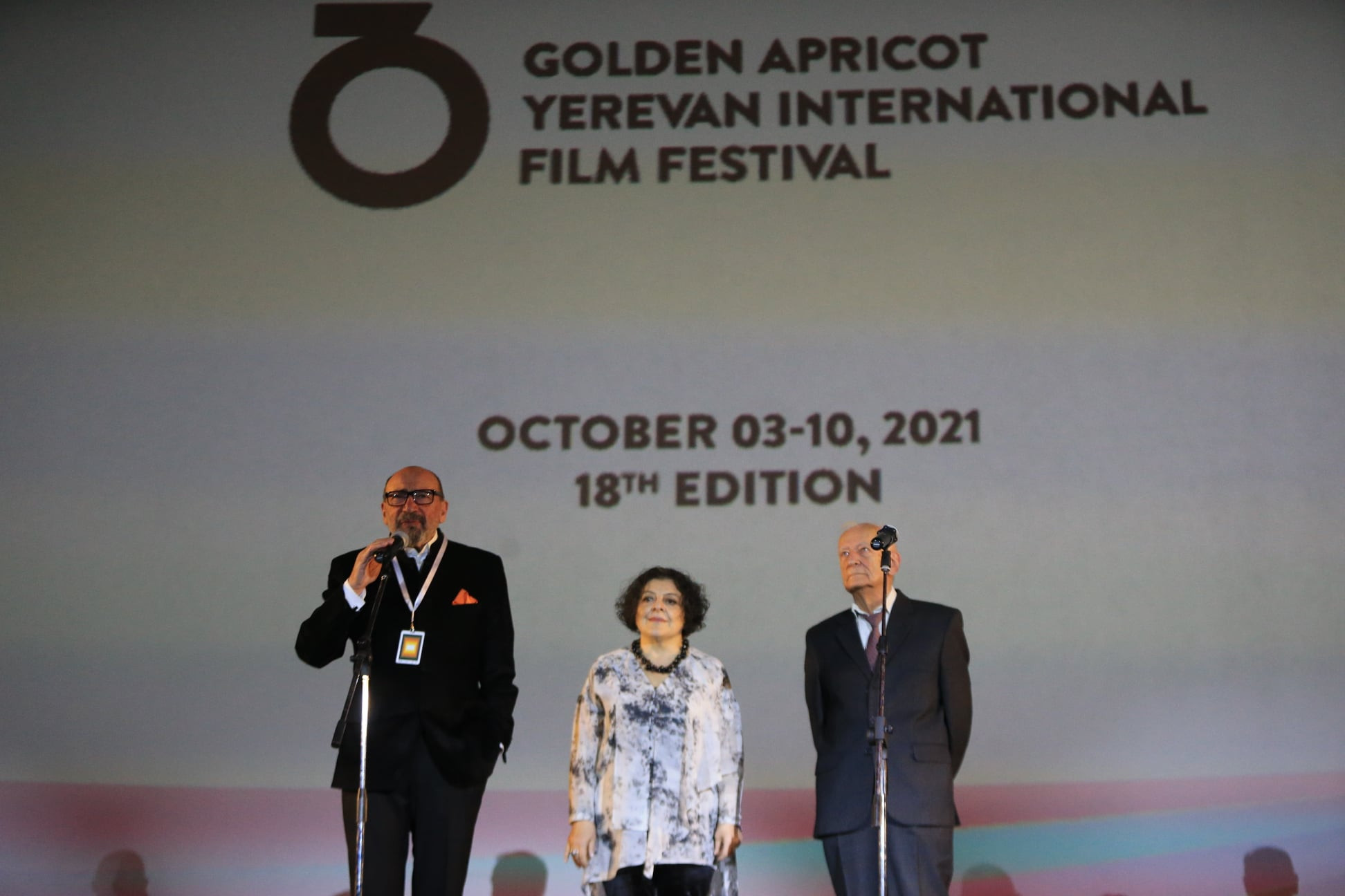 The 18th Golden Apricot I kicked off